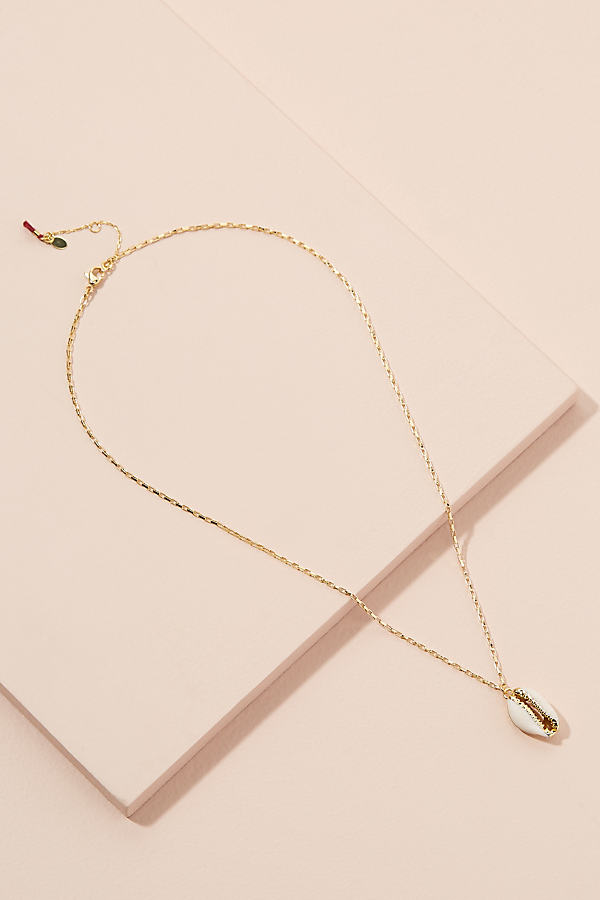 Caroline Necklace - White