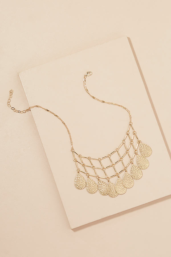Deloria Necklace - Gold