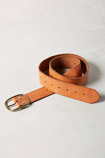 Primary Leather Belt