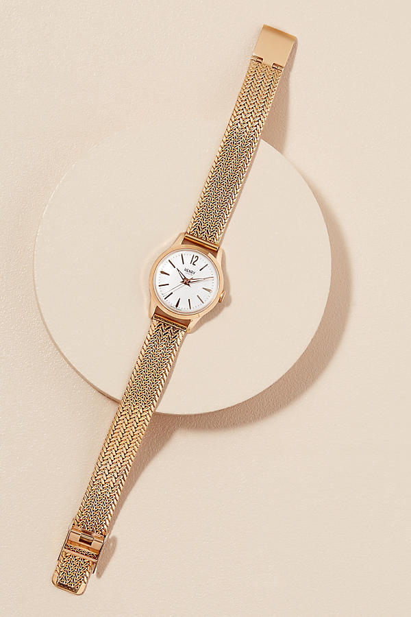 Slide View: 1: Montre Henry London Elodie