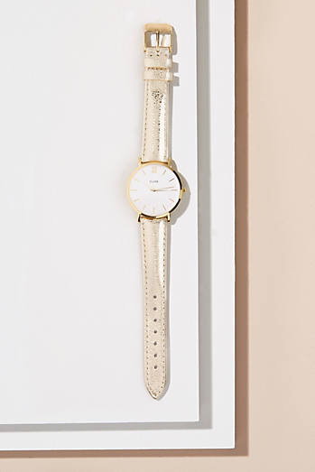 Cluse Gayle Metallic Watch