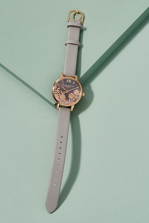 Olivia Burton Midi Watch - Purple