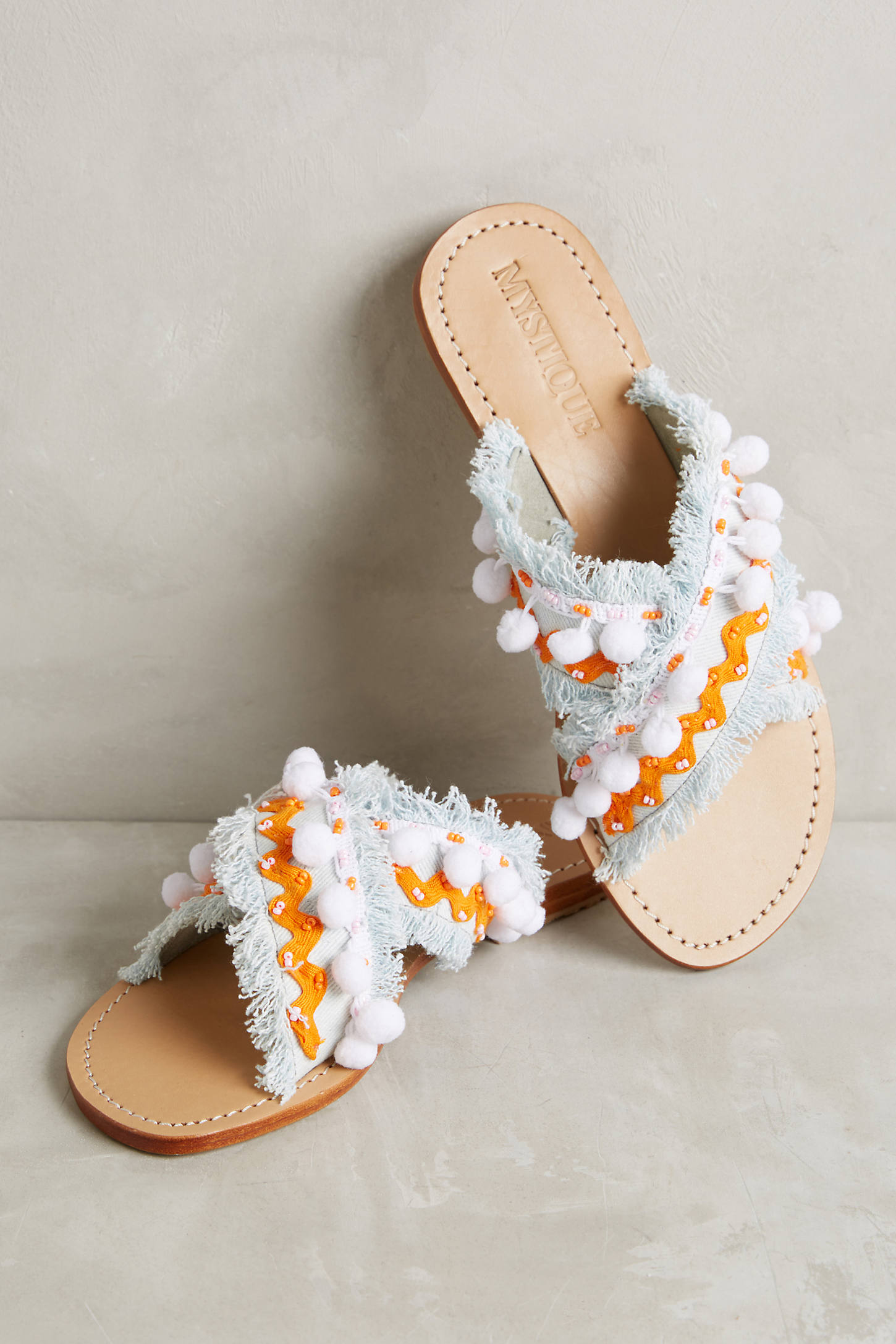 Mystique Bali Slide Sandals