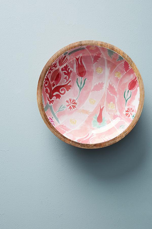 Hartwood Bowl - Pink