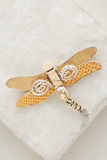 Damselfly Pin