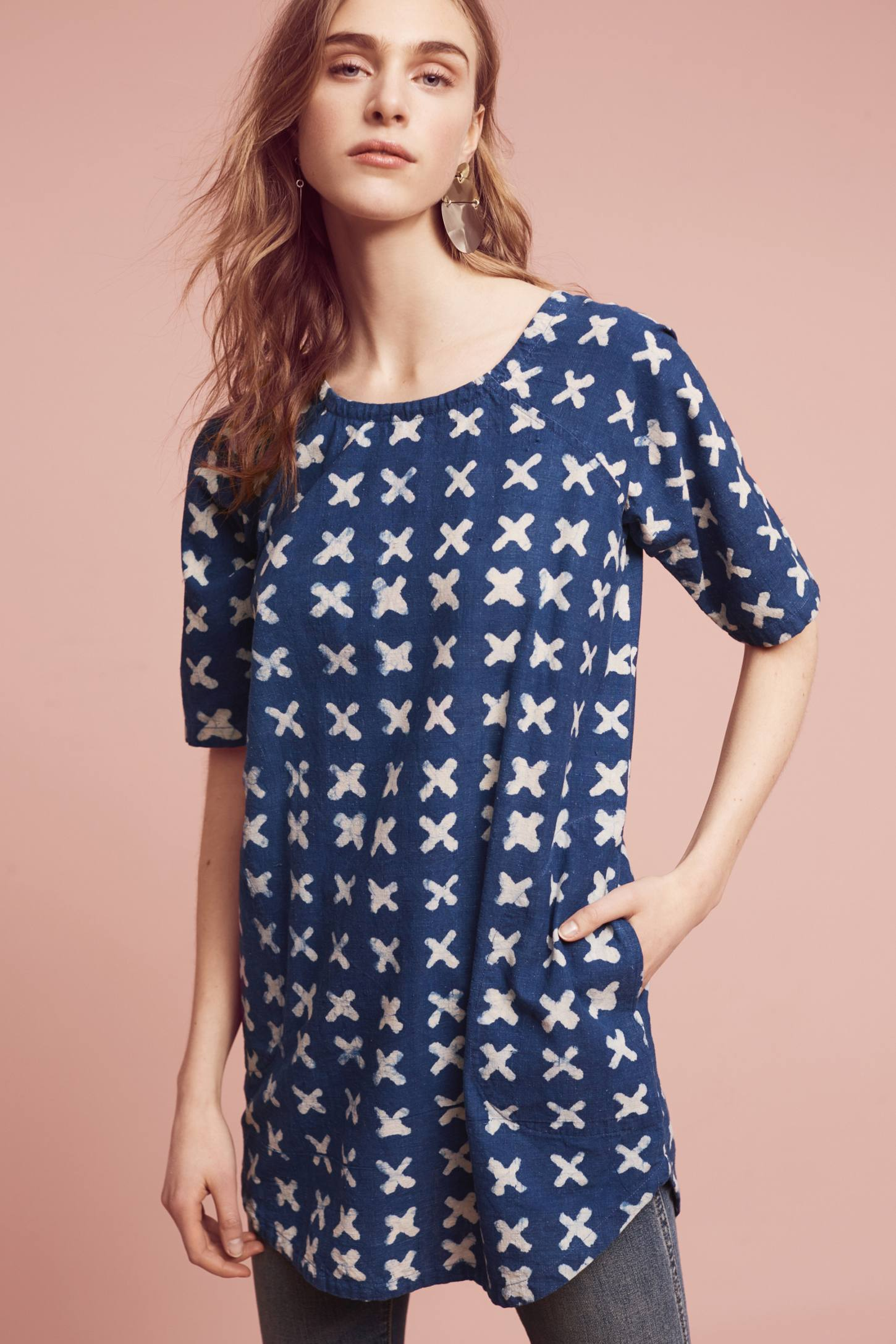 Slide View: 1: Edie Tunic