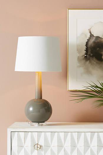Glasstone lamp ensemble
