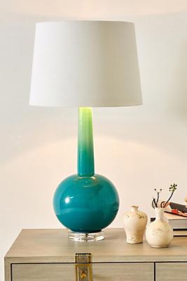 Slide View: 1: Glasstone Lamp Ensemble