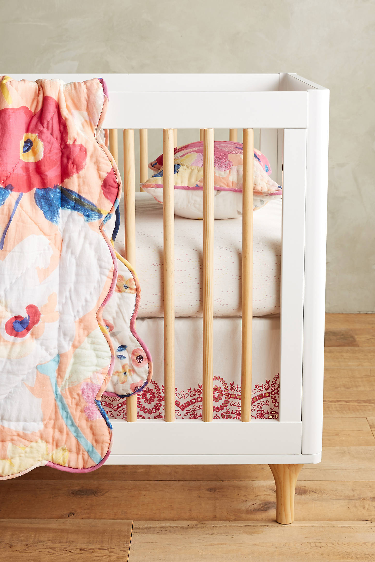 Scottish Countryside Toddler Quilt & Playmat