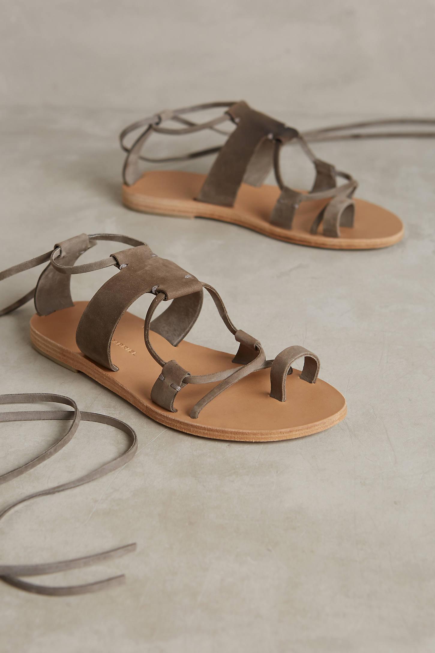Valia Gabriel Goa Gladiator Sandals