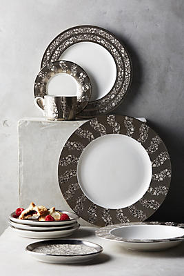 Slide View: 3: Tempio Luna Dinner Plate