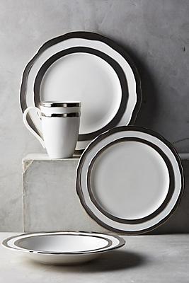 Slide View: 2: Como Dinner Plate