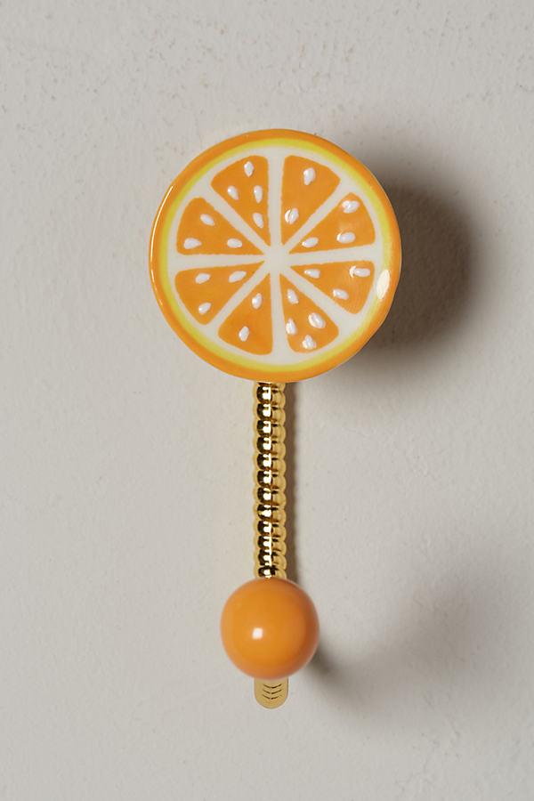 Fruit Picnic Haken - Orange