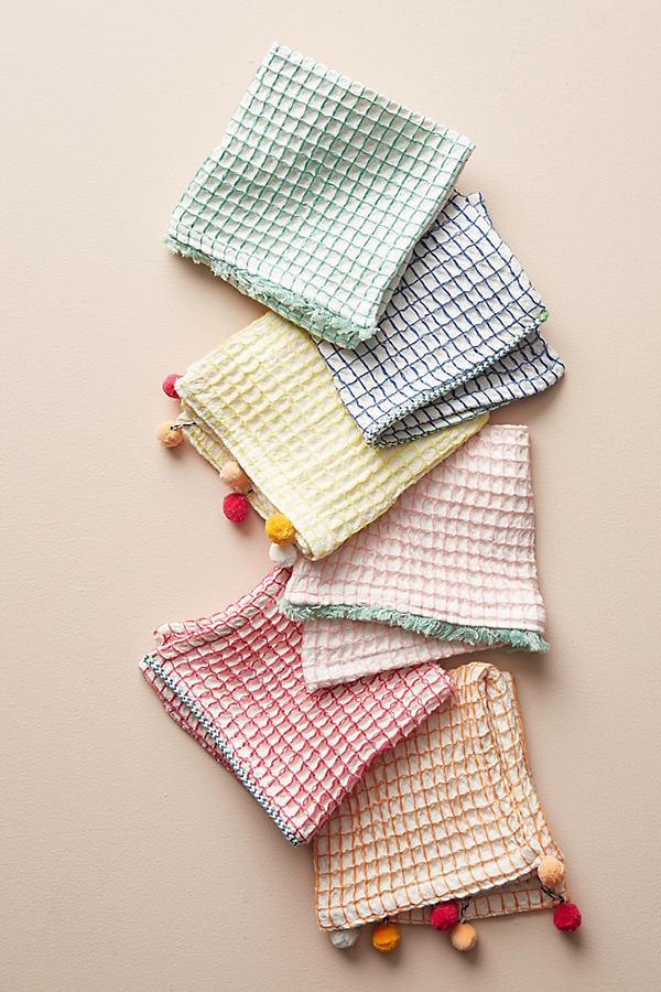 Sandira Dish Towel Set - Assorted, Size Set Of 6