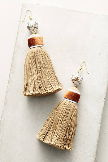 Rio Tassel Earrings