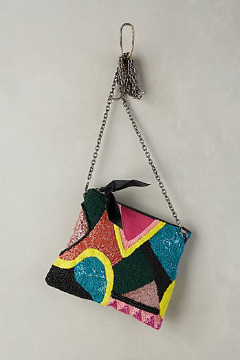Hippi Beaded Shoulder Bag
