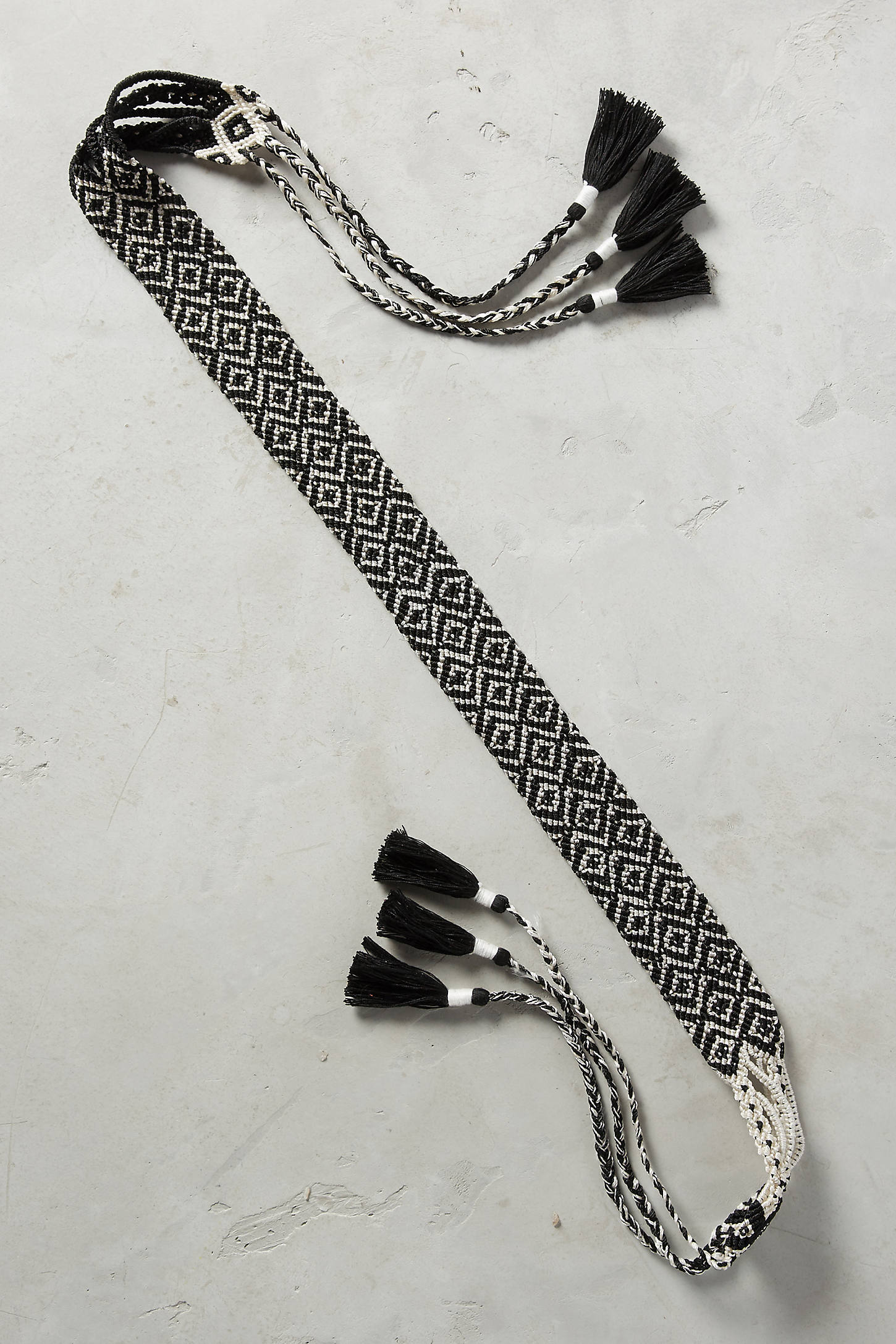 Palm Wrap Belt