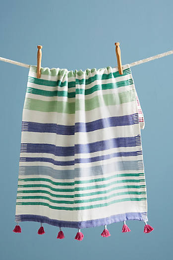 Setting Sun Dishtowel