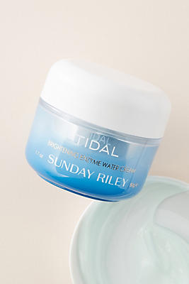 Slide View: 1: Sunday Riley Tidal Brightening Enzyme Water Cream