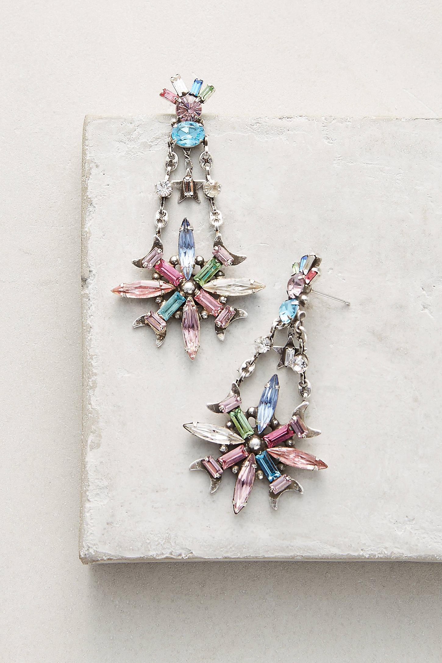 Jamilah Chandelier Earrings