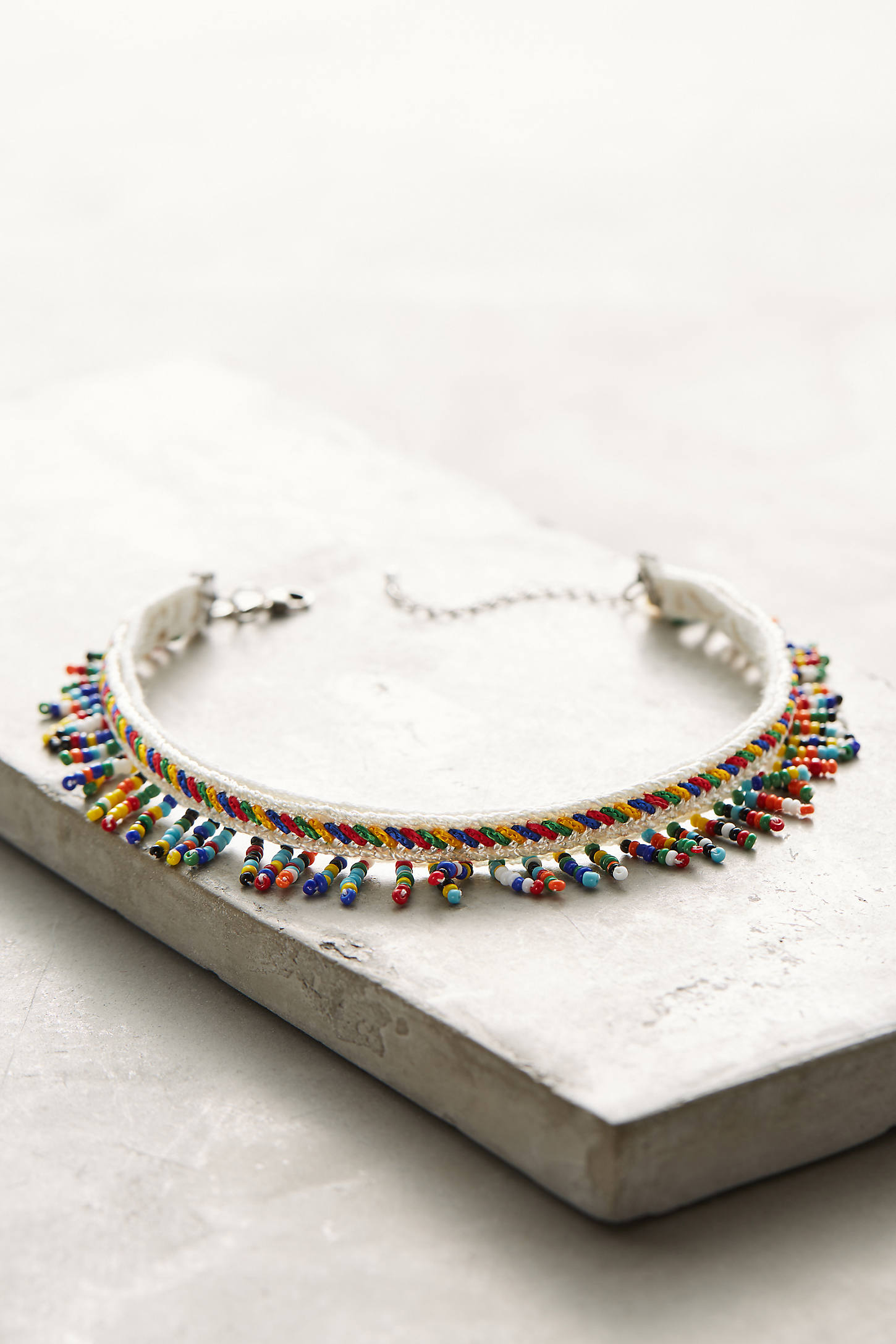 Willa Beaded Choker Necklace
