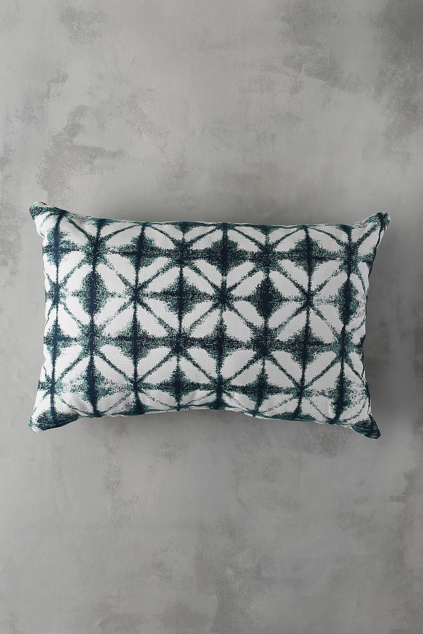 Windowpane Outdoor Pillow