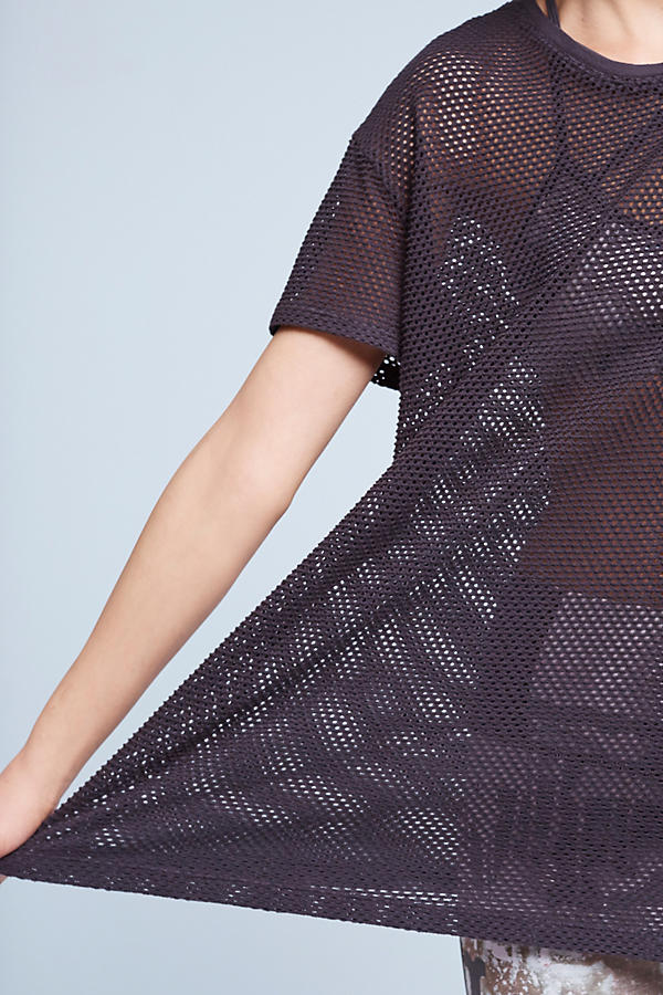 Slide View: 3: Boone Mesh Tee