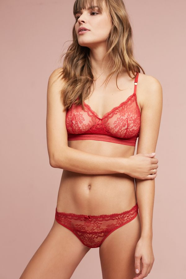 Stella McCartney Stella McCartney Poppy Playing Thong