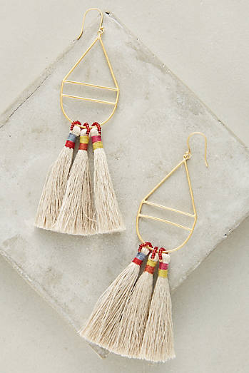 Kai Tassel Earrings