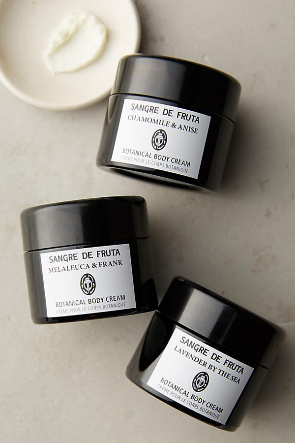 Slide View: 1: Sangre De Fruta Healing Botanical Body Cream Trio