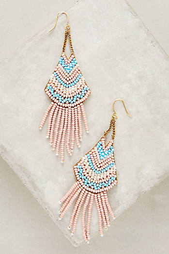 Shailene Tassel Earrings