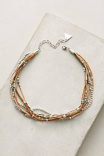 Wyatt Layered Choker Necklace
