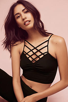 Slide View: 2: Suzette Caged Bralette