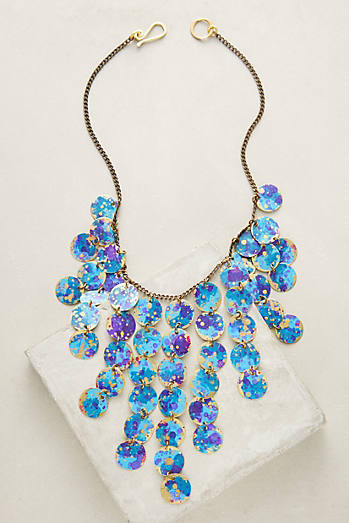 Galaxy Bib Necklace