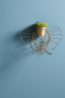 Slide View: 1: Wireframe Safari Planter