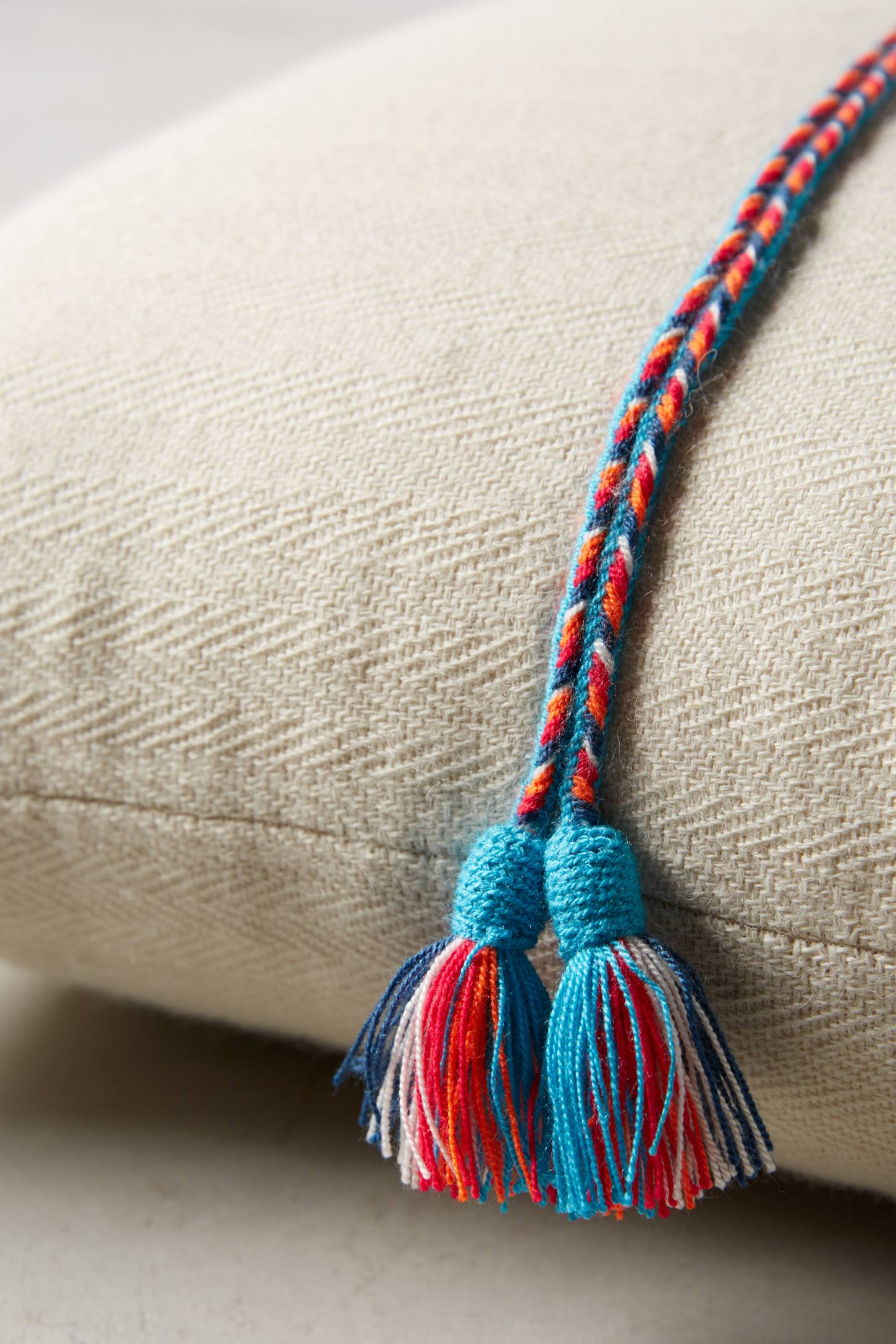 Slide View: 3: Acosta Corded Pillow