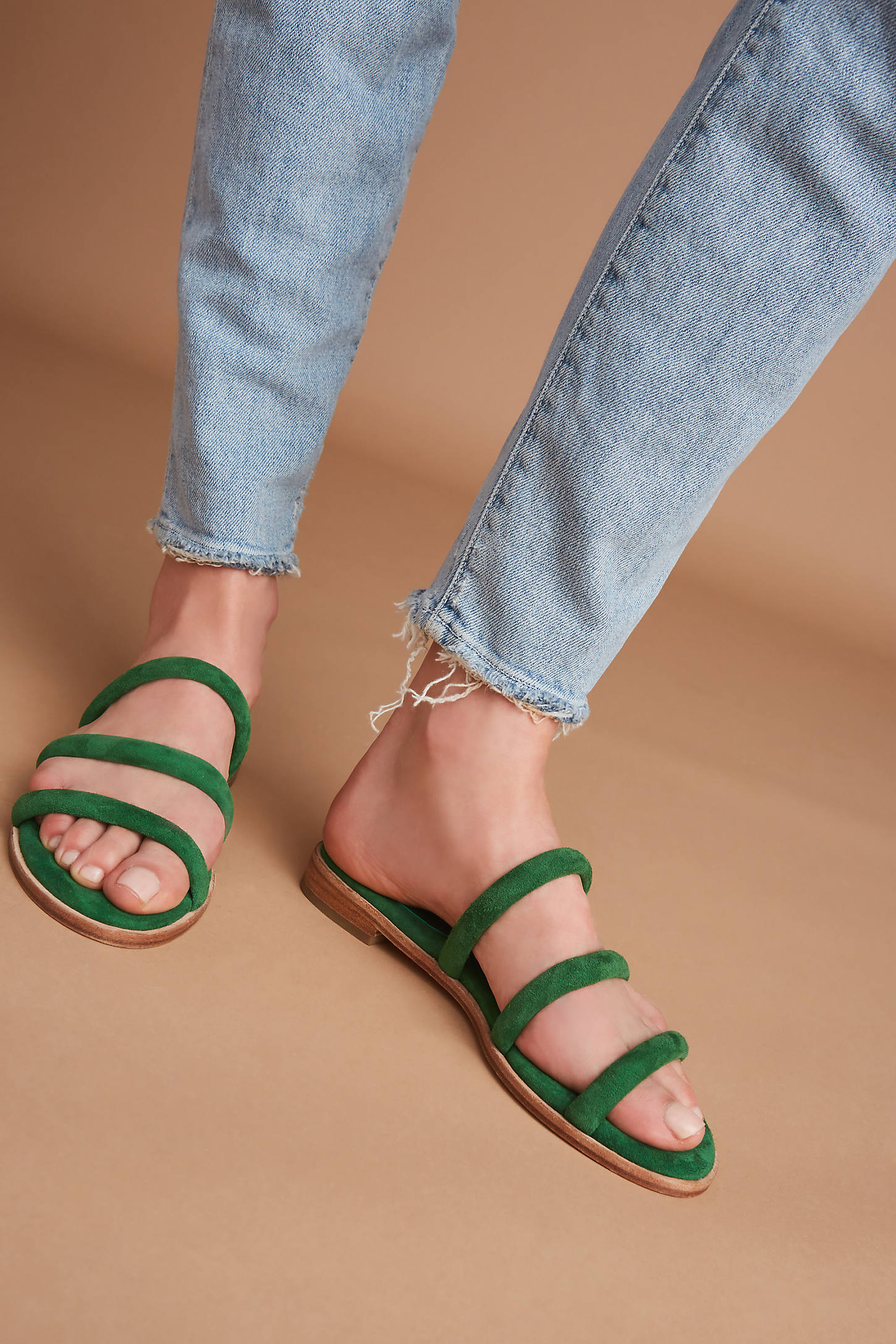 Charlotte Stone Bruna Slide Sandals