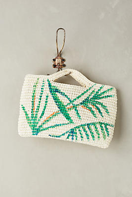 Slide View: 1: Palmas Straw Bag