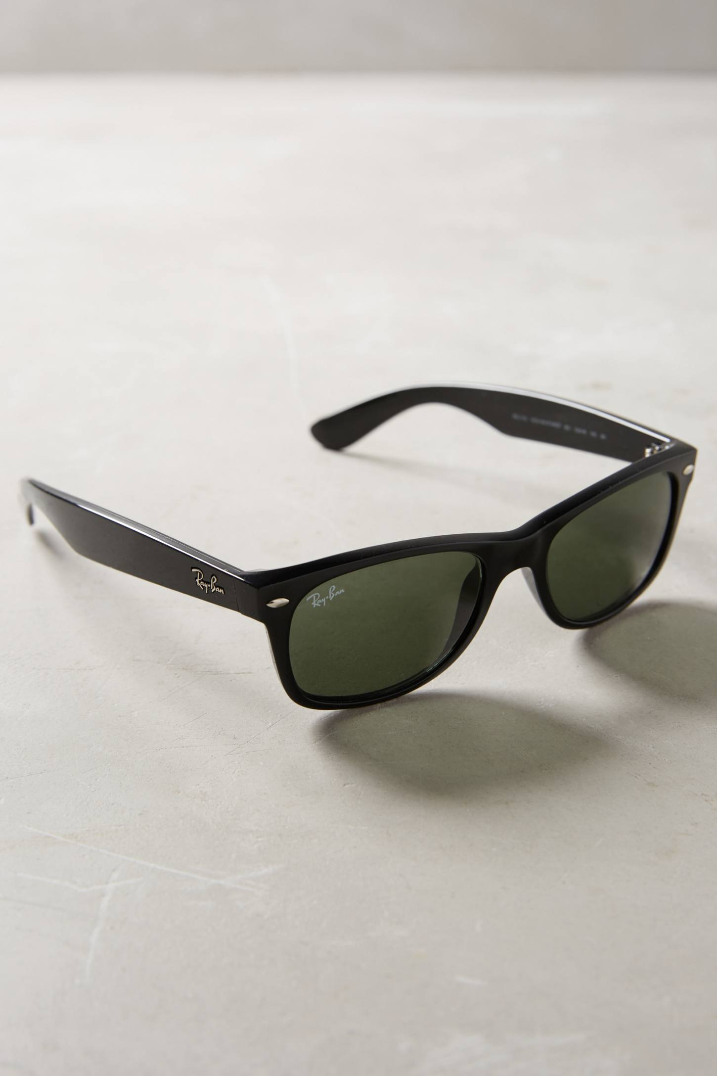 Slide View: 2: Ray-Ban New Wayfarer Sunglasses