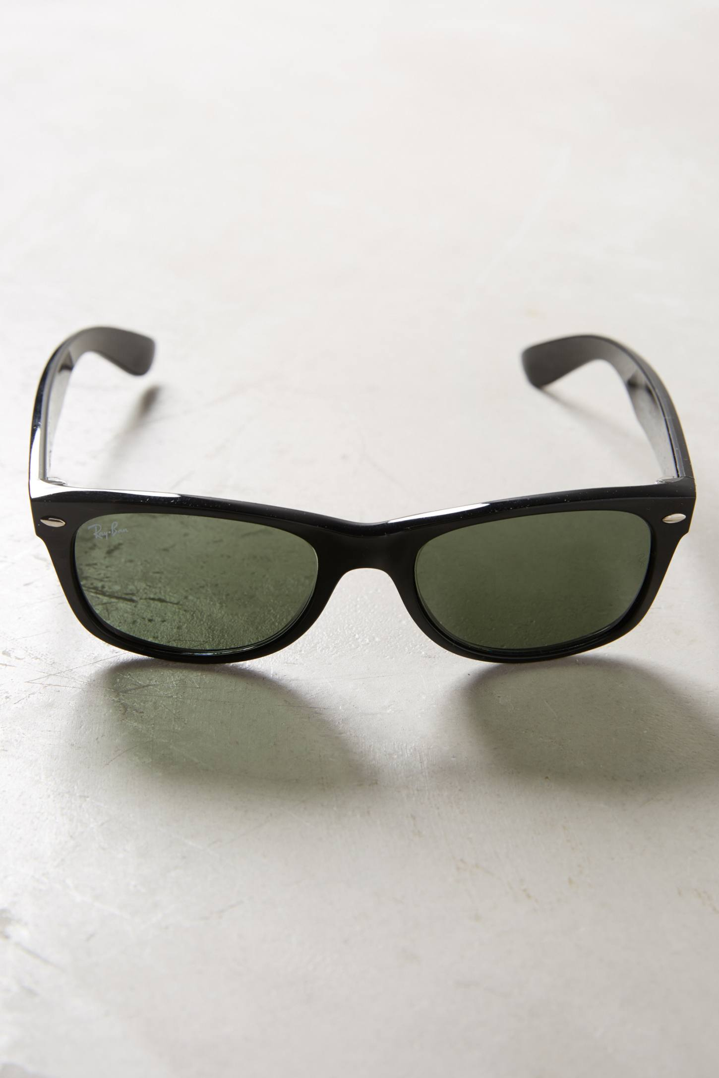 Slide View: 1: Ray-Ban New Wayfarer Sunglasses