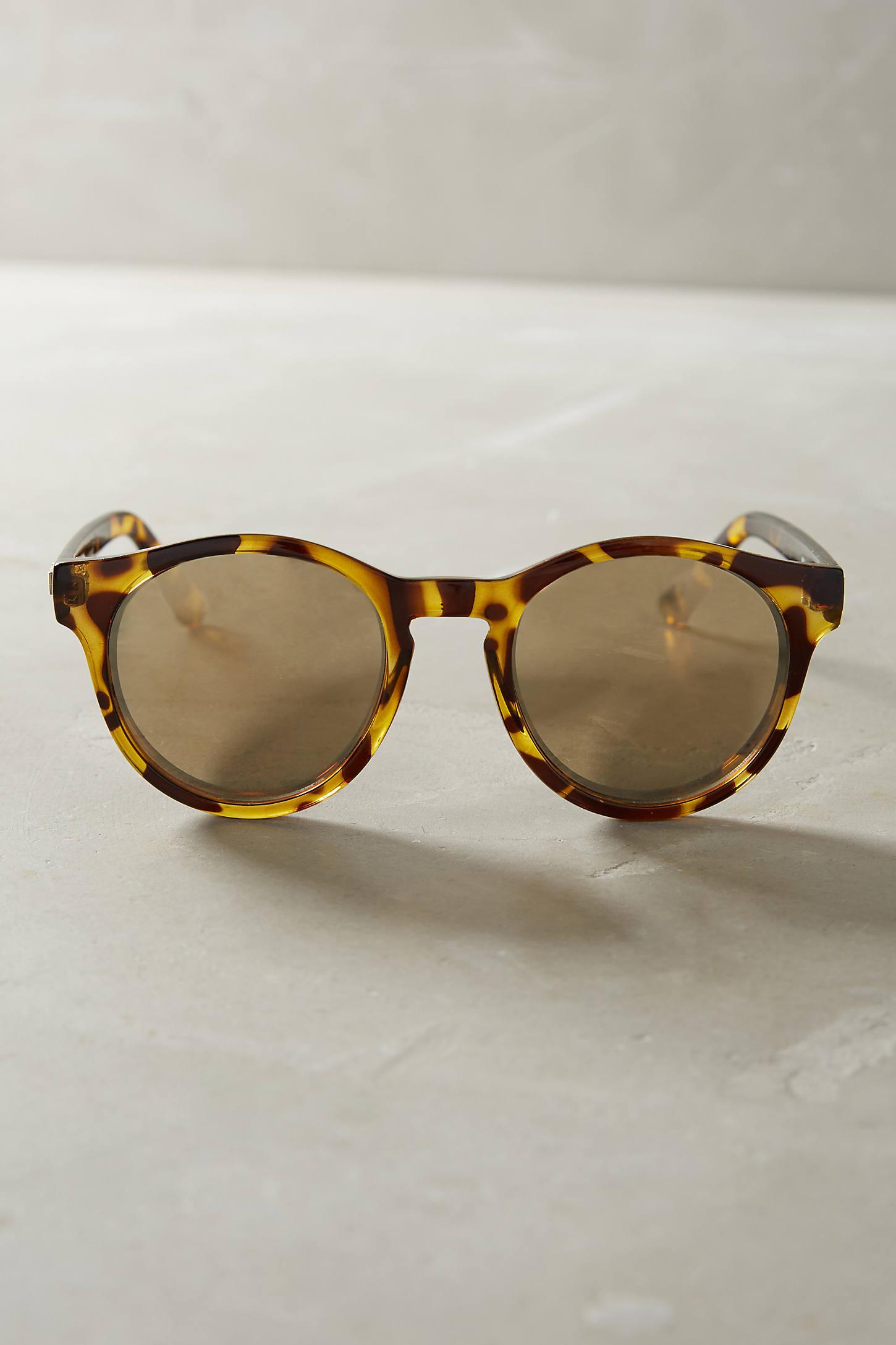 Mica Mirrored Sunglasses