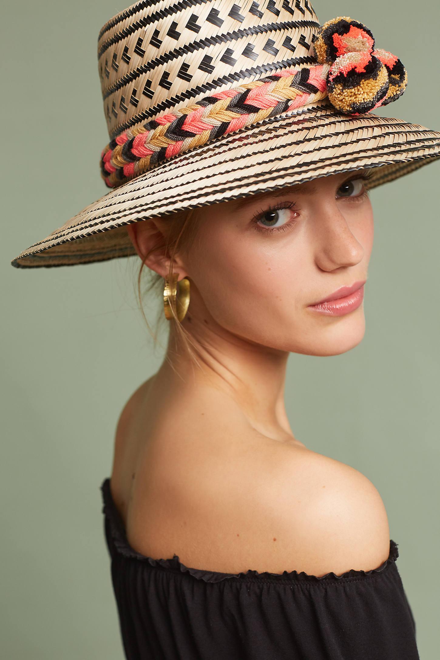 Guajiro Straw Hat