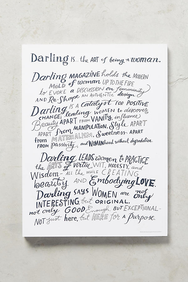Slide View: 2: Darling Magazine, numéro 18