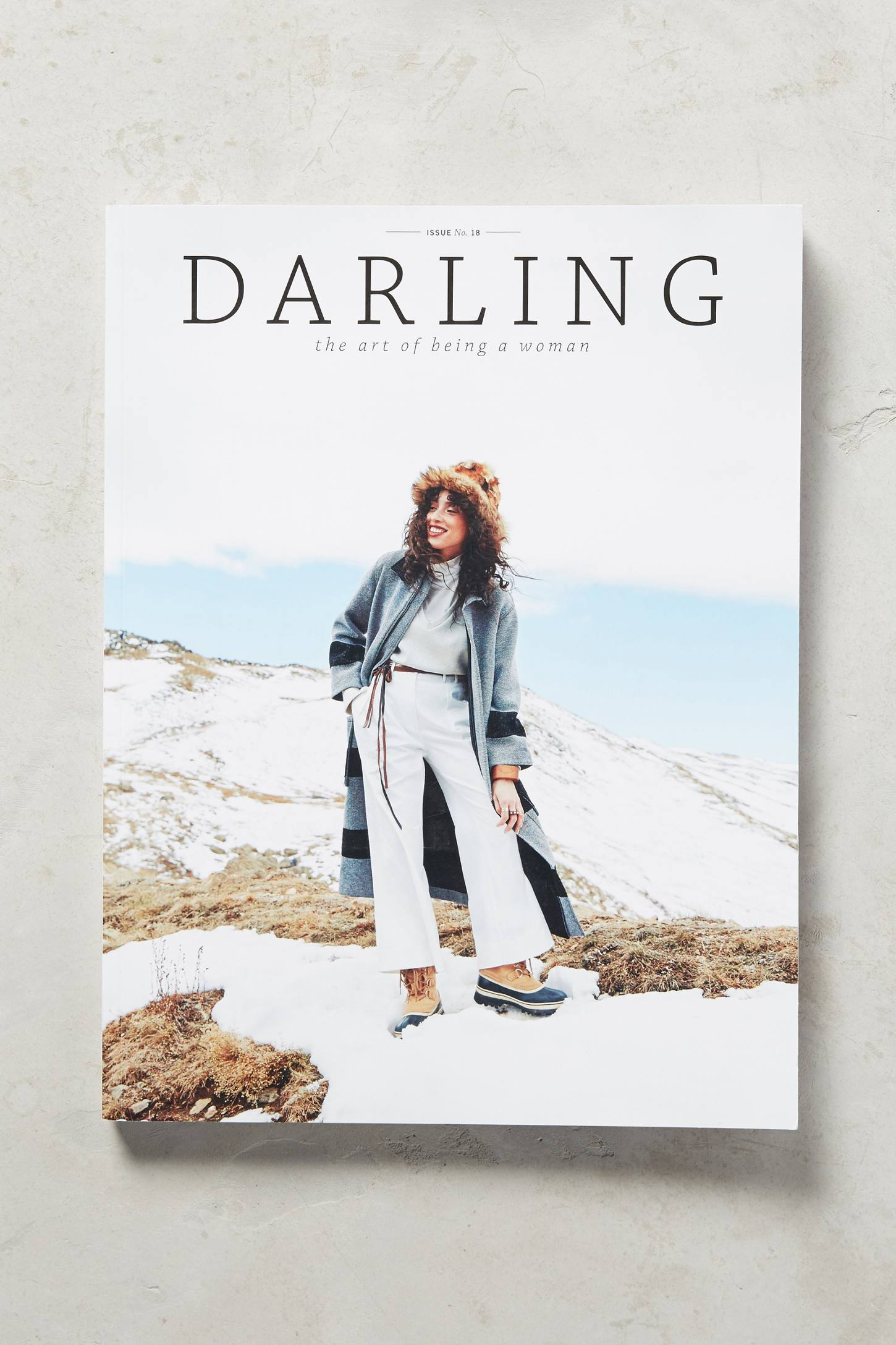 Slide View: 1: Darling Magazine, numéro 18