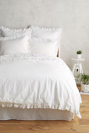 Duvet Set White Bedding
