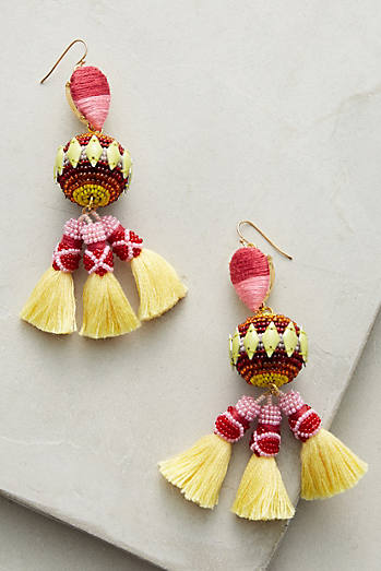 Rayna Drop Earrings