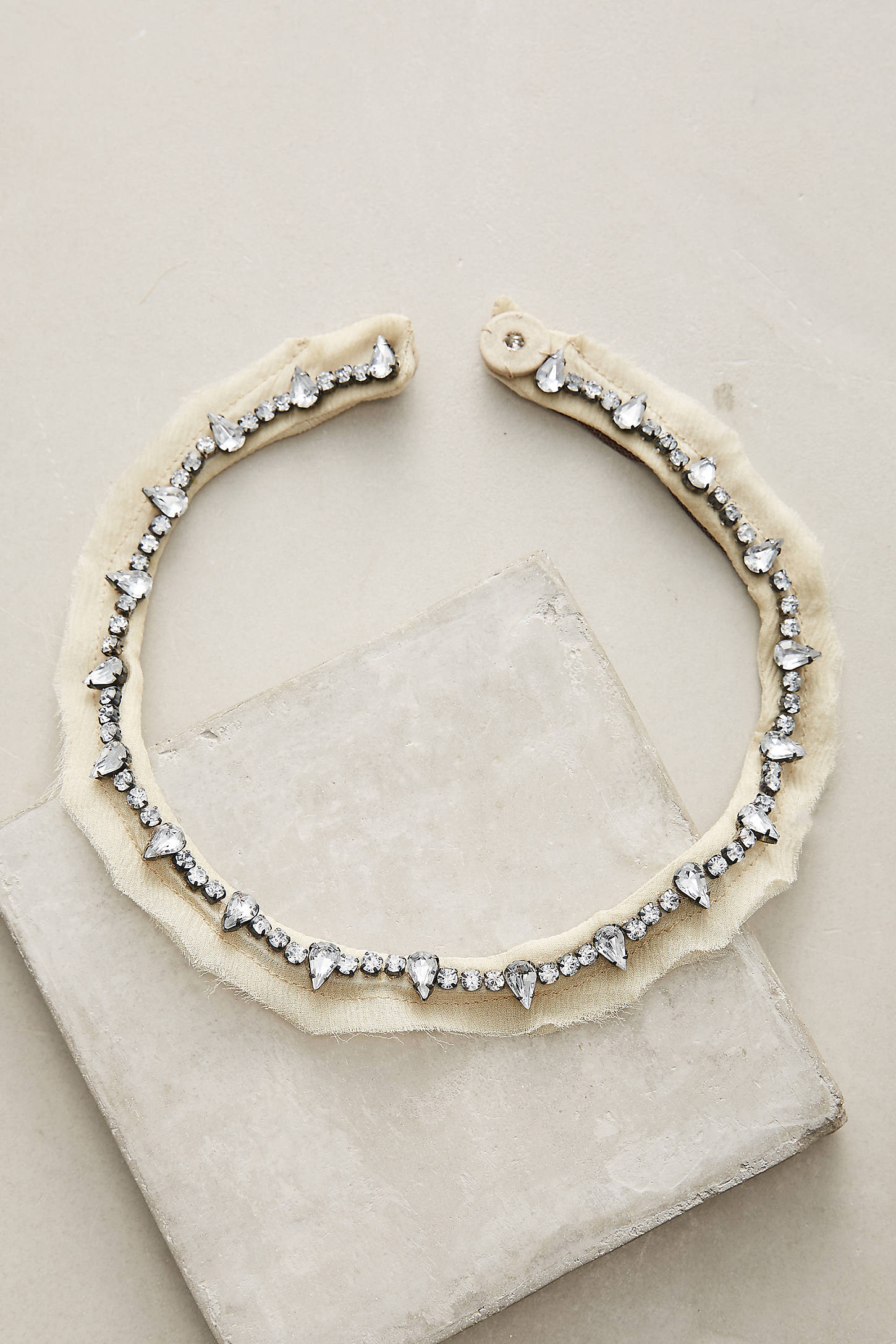 Charlotte Mist Collar Necklace