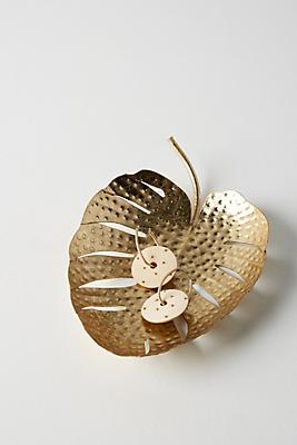 Slide View: 1: Palm Leaf Dish