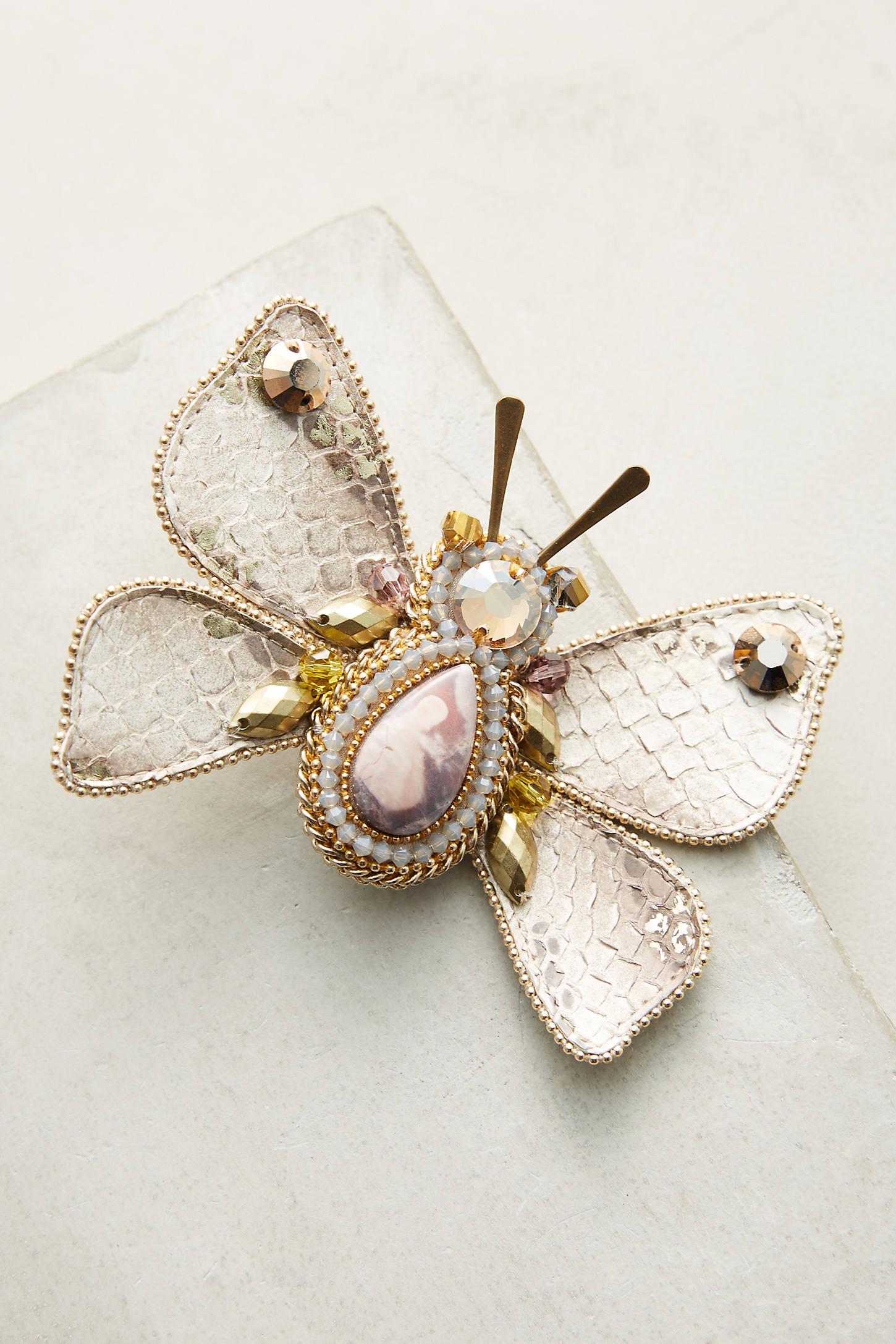 Papillon Brooch