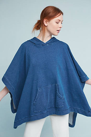 Nantucket Terry Poncho
